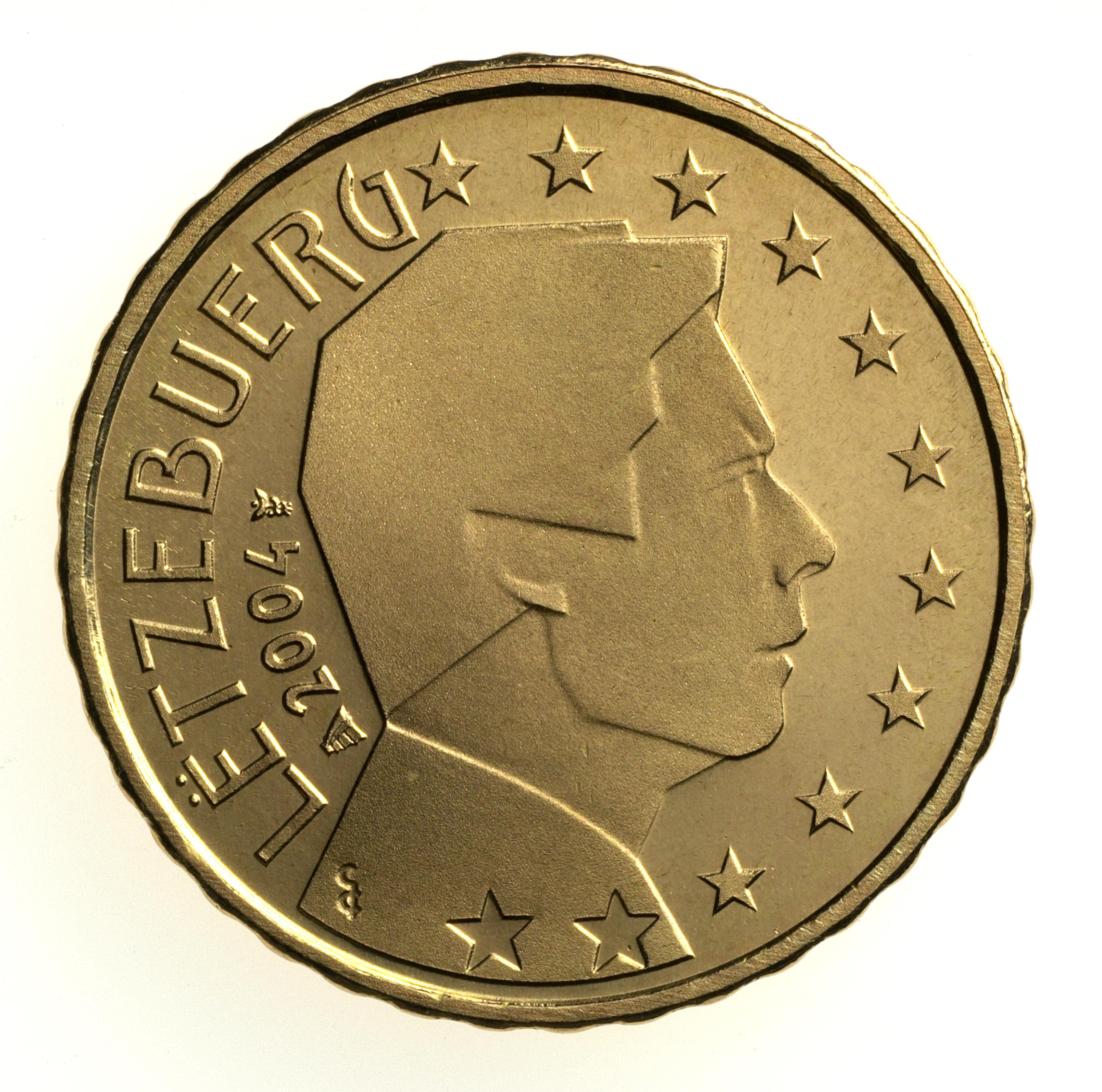 Banque centrale du luxembourg les pi ces en euros luxembourgeoises - Coupe a 10 euros grenoble ...